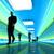 korytarz · tłum · miasta · ziemi · grupy · pracy - zdjęcia stock © spectral