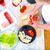 persona · manos · desayuno · cocina · vista - foto stock © spectral