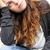 melancholicus · muziek · jonge · vrouw · luisteren · vergadering · trottoir - stockfoto © spectral