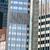 felhőkarcolók · pénzügyi · negyed · Frankfurt · fő- · Németország · éjszaka - stock fotó © spectral