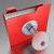 dobrador · trancado · escritório · papel · metal · teia - foto stock © spectral