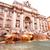 mármore · fonte · Roma · Itália · parede · arte - foto stock © spectral