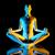 női · emberi · anatómia · jóga · lótusz · illusztráció · izolált - stock fotó © spectral