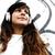Рэппер · девушки · прослушивании · музыку · рэп - Сток-фото © spectral