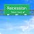 wegteken · recessie · 3D · gerenderd · illustratie · volgende - stockfoto © spectral