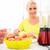 新鮮な · 果物 · ジュース · 食品 · 幸せ - ストックフォト © spectral