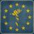 grunge · eilanden · europese · knop · kaart · Blauw - stockfoto © speedfighter