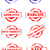 set of business stamps stock photo © speedfighter