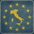 Włochy · Pokaż · italian · flag · 3D · tle - zdjęcia stock © speedfighter