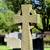 Kelt · çapraz · eski · mezarlık · Mezarlığın · queensland - stok fotoğraf © speedfighter