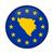 Bosnië-Herzegovina · kaart · politiek · land · vlag · illustratie - stockfoto © speedfighter