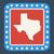 Teksas · bayrak · 3D · rüzgâr · dere - stok fotoğraf © speedfighter