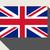 Verenigd · Koninkrijk · vlag · icon · geïsoleerd · witte · business - stockfoto © speedfighter
