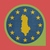 european union albania marker pin stock photo © speedfighter