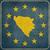 grunge · Bosnia · Herzegovina · bandera · país · oficial · colores - foto stock © speedfighter