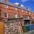 inglês · casas · vermelho · tijolo · parede - foto stock © speedfighter