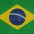 Brazylia · banderą · ikona · odizolowany · biały · projektu - zdjęcia stock © speedfighter