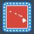 hawaii state button stock photo © speedfighter