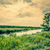 Beautiful river landscape stock photo © Sportactive