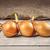 hagymák · csetepaté · fa · asztal · egészség · narancs · piros - stock fotó © Sportactive