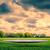 futurisztikus · színpad · felhős · időjárás · vidék · díszlet - stock fotó © Sportactive
