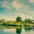 gyönyörű · házak · folyó · felső · minőség · fotó - stock fotó © Sportactive