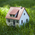 Little house on green grass  stock photo © sqback