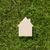 cartón · casa · hierba · verde · edificio · casa · verde - foto stock © sqback