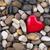serca · miłości · kamienie · kształt · serca · słowo - zdjęcia stock © sqback