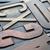 スタイル · 言葉 · 古い · 印刷 · ブロック - ストックフォト © sqback