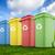 újrahasznosít · négy · színes · tengerpart · természet · nyár - stock fotó © sqback