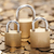 financial security golden coins and padlocks stock photo © sqback
