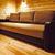 confortável · canto · quarto · mobiliário · casa - foto stock © srnr