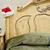 bağbozumu · çalar · saat · yatak · odası · gece · tablo · yatak - stok fotoğraf © srnr