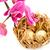 три · яйца · гнезда · белый · яйцо · свежие - Сток-фото © srnr