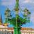sokak · fener · Prag · gölge · sarı · duvar - stok fotoğraf © srnr