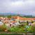 表示 · チェコ共和国 · 建物 · レトロな · アーキテクチャ · 住宅 - ストックフォト © SRNR