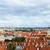パノラマ · 屋上 · 表示 · プラハ · チェコ共和国 · 家 - ストックフォト © srnr