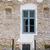 средневековых · дома · старые · каменной · стеной · закрыто · окна - Сток-фото © SRNR