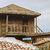 old wooden barn stock photo © srnr
