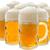 fresco · frio · cerveja · isolado · branco · vidro - foto stock © srnr