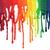 pintar · abstrato · fundo · arco-íris · vermelho · rosa - foto stock © ssilver