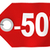 50 · tag · business · metal · segno - foto d'archivio © SSilver