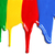pintar · educação · verde · arco-íris · cor · branco - foto stock © SSilver