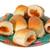biscoito · pudim · frutas · comida · bolo · amarelo - foto stock © steevy84