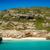 Ibiza wild sand beach stock photo © Steffus