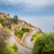 дороги · живописный · здании · пейзаж · морем · горные - Сток-фото © Steffus