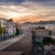 Dalt Vila fortress at sunset stock photo © Steffus