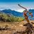старые · высушите · дерево · вулканический · гор · пейзаж - Сток-фото © Steffus