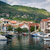 montenegro traditional boats at fishermans village stock photo © steffus